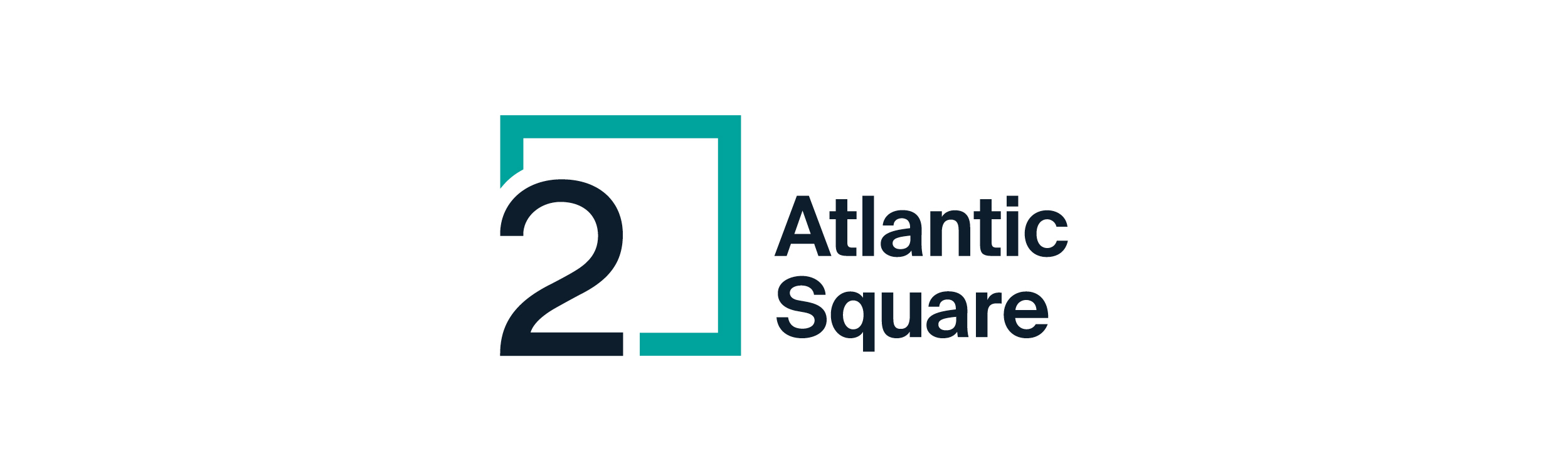 2 Atlantic Square branding